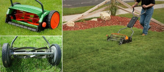 10 Interesting Reel Mowers For Your Lawn