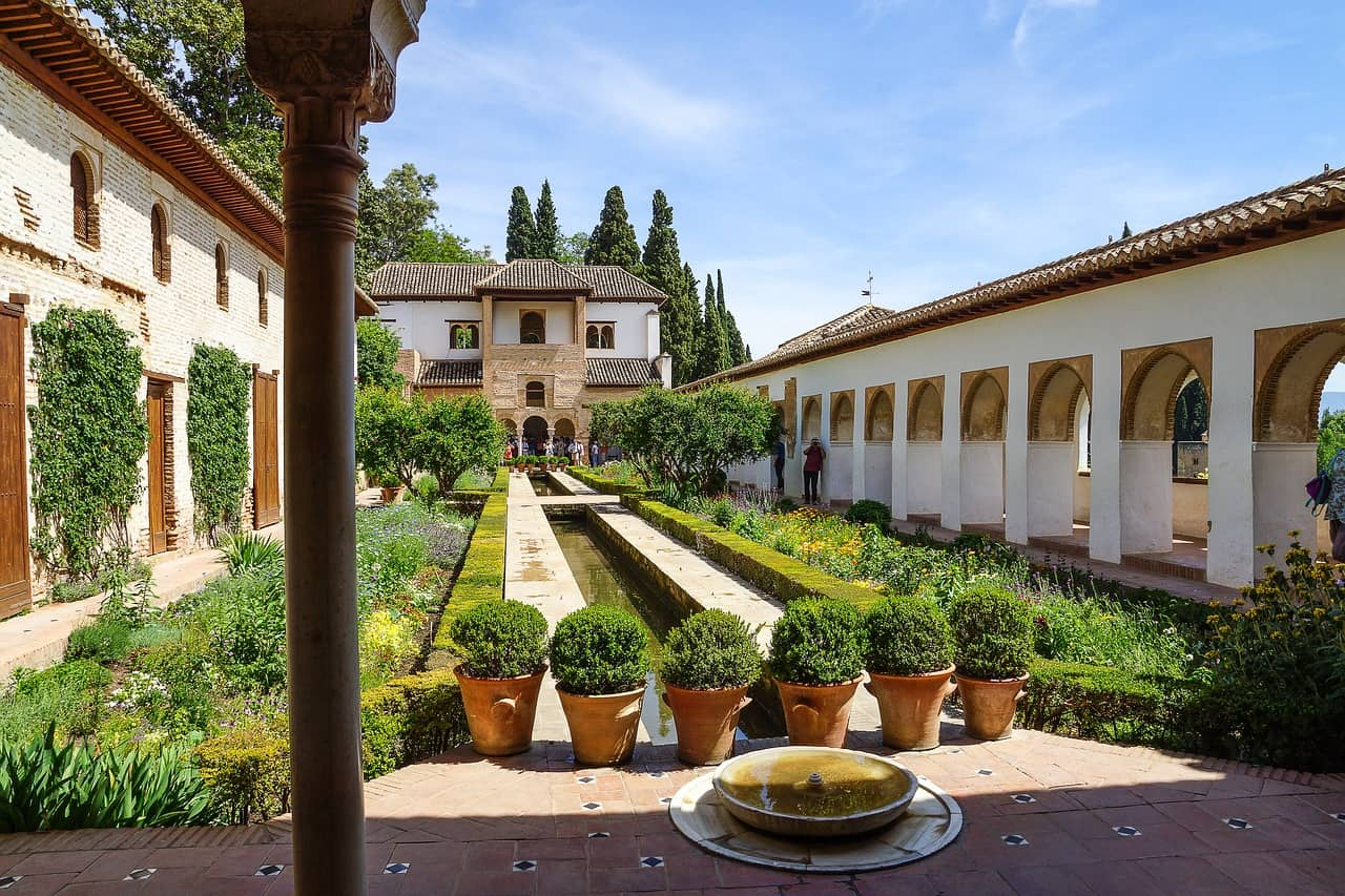 Living Well from Your Garden in Spain