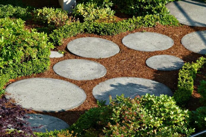 Plant a Garden Path in the Landscape