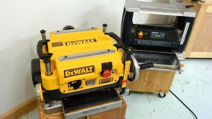The Best 13-Inch Thickness Planers Reviews with FAQs