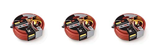 """Parker Hannifin HWR5850 Rubber Cover HWR Premium Hot Water Hose Assembly, Red, 50' Length, 0.625"""" ID (3)"""