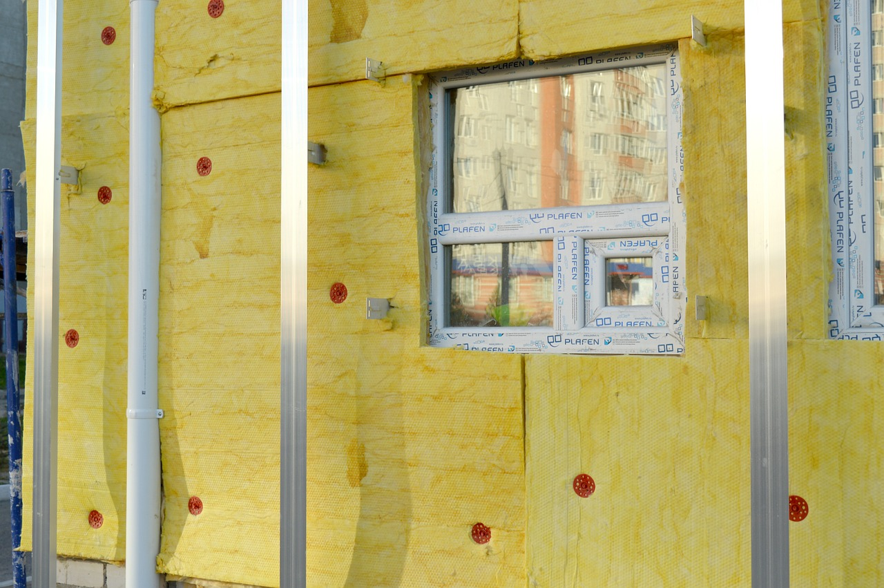 Replace Old, Deteriorating Insulation