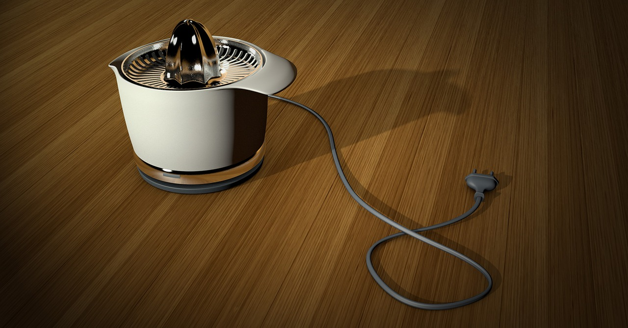 Unplug Small Appliances at End of Day