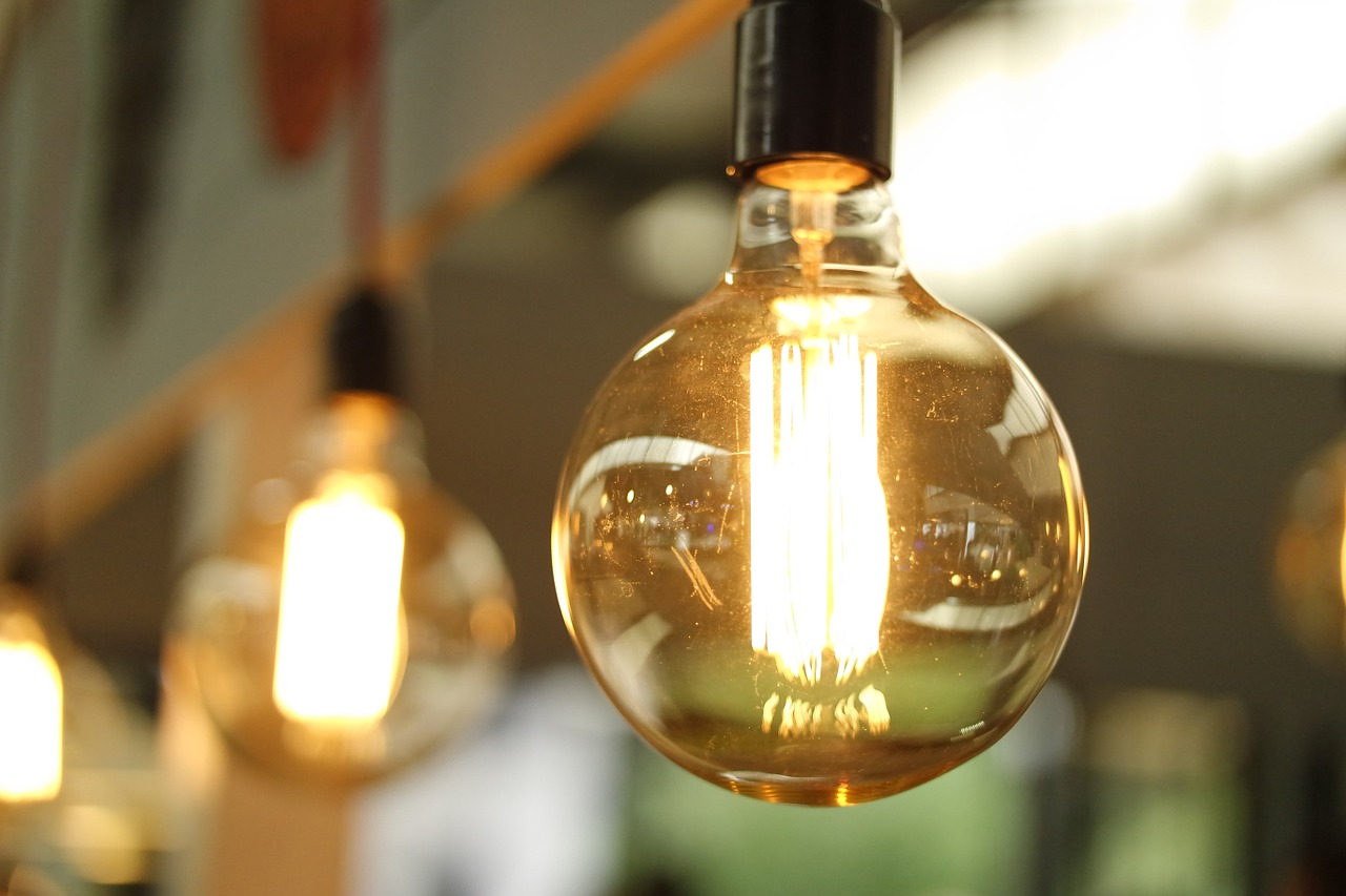 Switch to Energy Efficient Light Bulbs