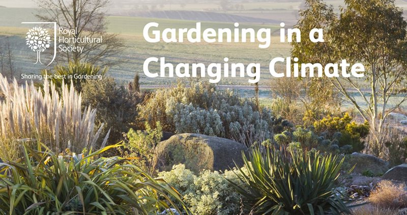 Gardening is a way to change climate